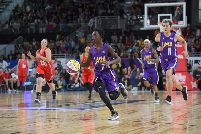 Caleb McLaughlin NBA All Star celebrity Game