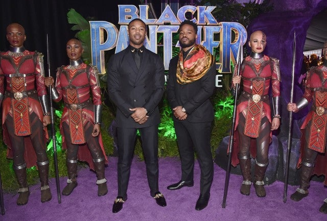 Black Panther, Michael B Jordan, Ryan Coogler