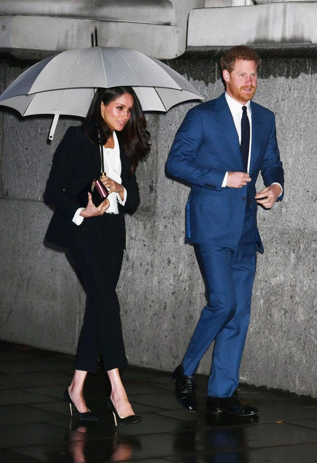 Meghan Markle Prince Harry Endeavour Fund Awards