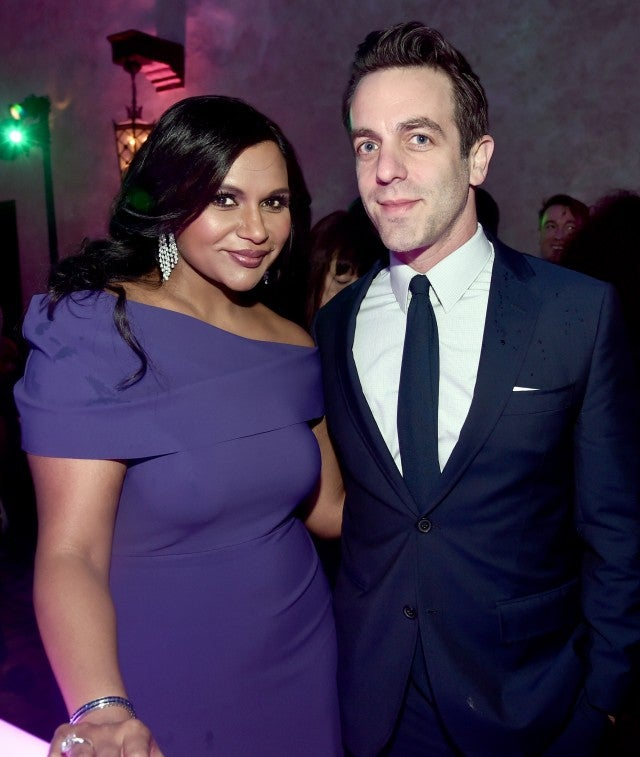 Mindy Kaling BJ Novak