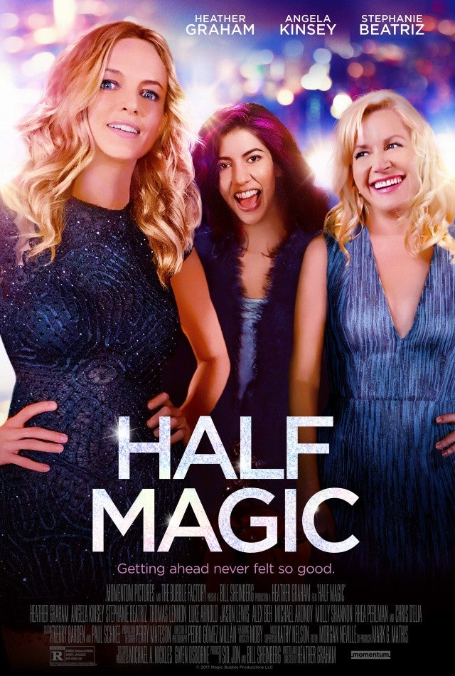 Half Magic, Heather Graham