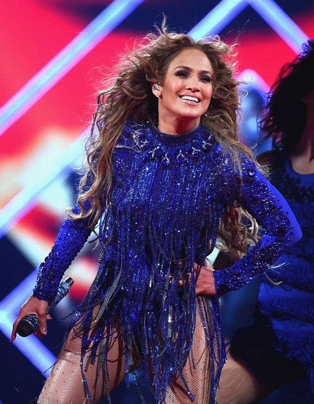 who is jlo with now