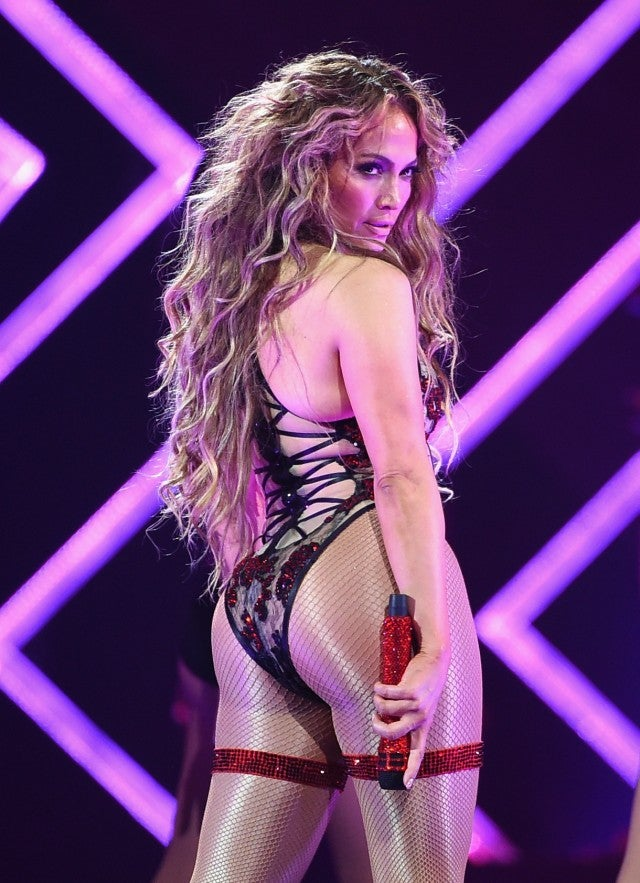 See All 8 Of Jennifer Lopez S Jaw Dropping Outfits During