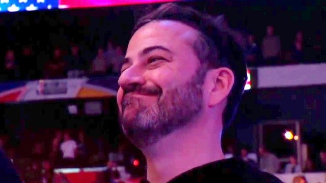 Jimmy Kimmel NBA All-Star Game