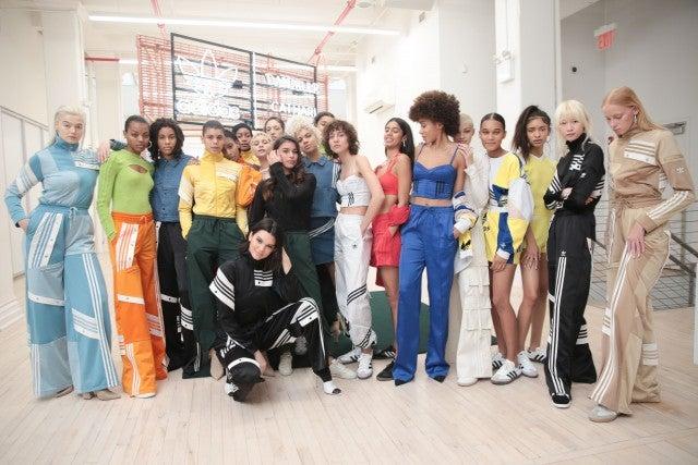 new concept 4bbbe dbb2d Adidas inicia la la Semana de la Moda Adidas de un Nueva York con Kendall  Jenner y un 2998363 - gotocasino.online