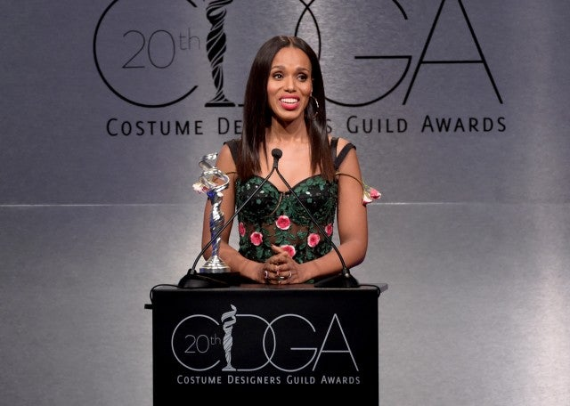 Kerry Washington CDGA 2018