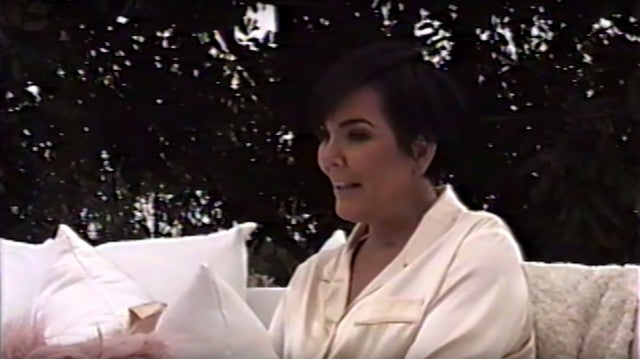 Kris Jenner Baby Message