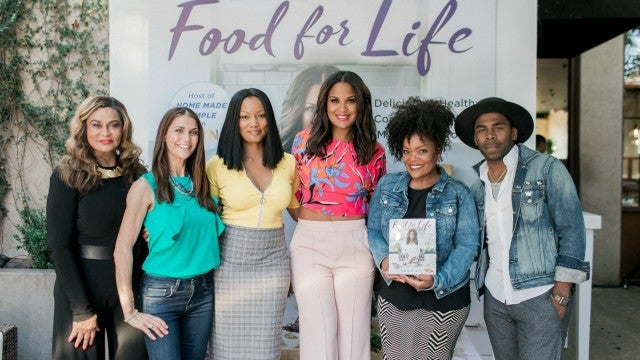 Laila Ali Food For Life Book Party