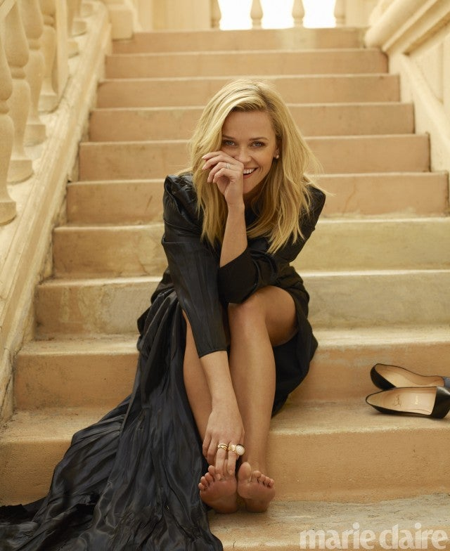 Reese Witherspoon Marie Claire