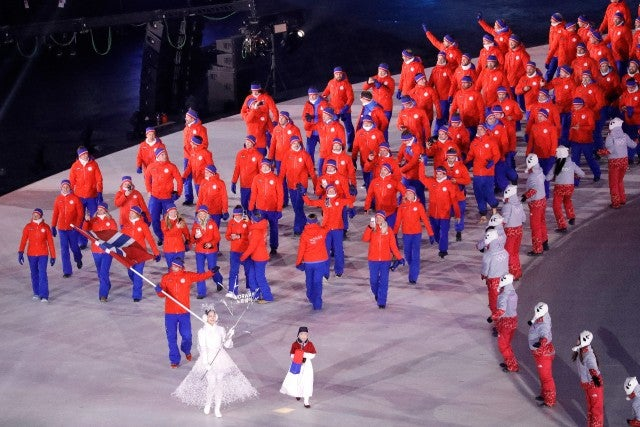 Norway Winter Olympics 2018