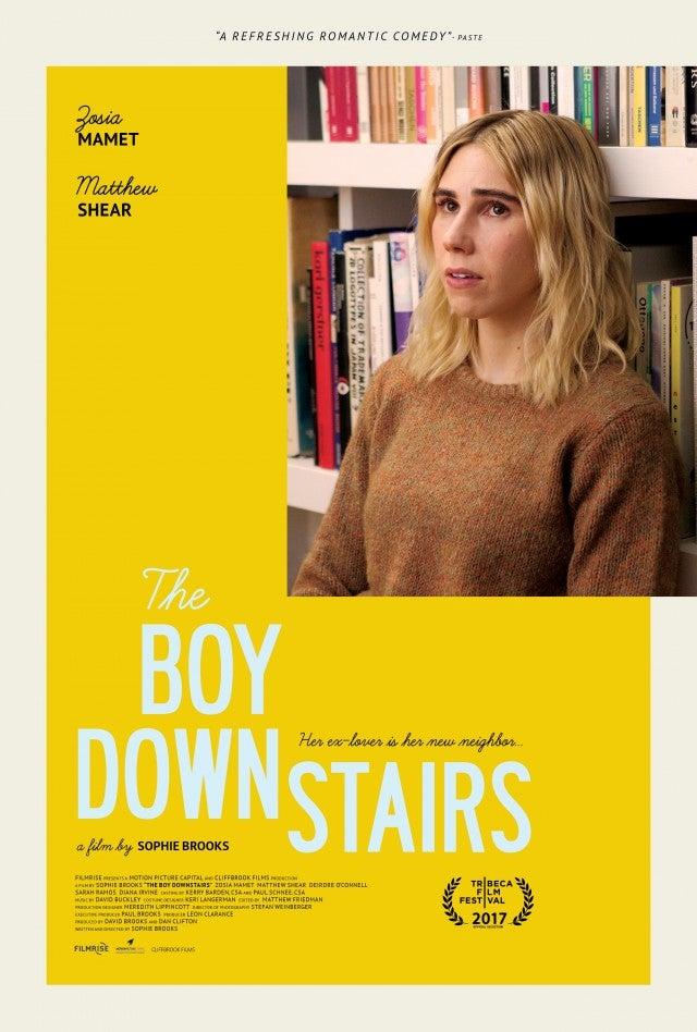 Zosia Mamet, The Boy Downstairs