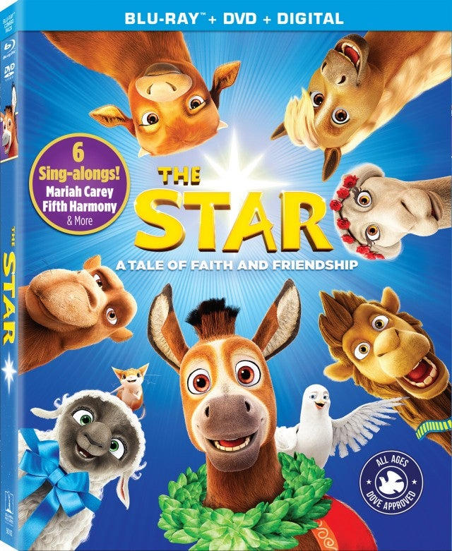 The Star DVD Artwork
