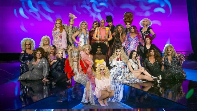'RuPaul's Drag Race' all-stars return for a 'family reunion.'