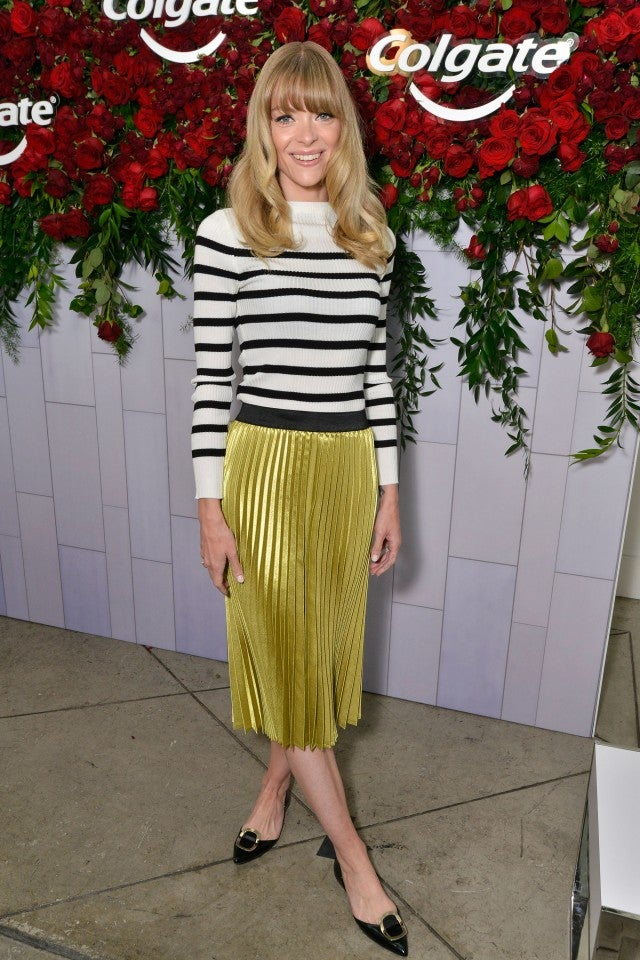 Jaime King at Colgate event