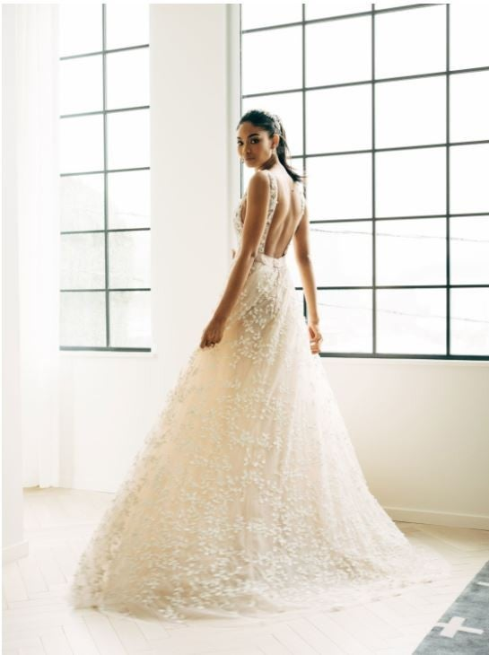 Chanel Iman Weds New York Giants\' Sterling Shepard: See the Stunning ...