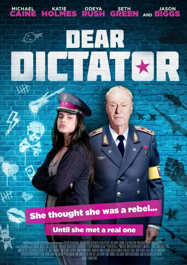 Dear Dictator Artwork