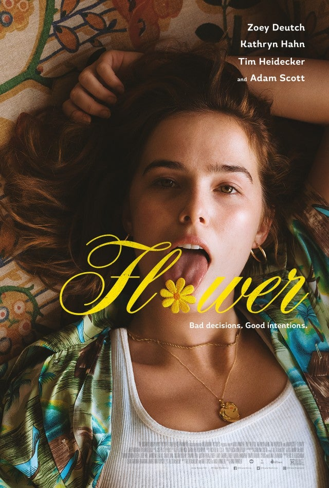 Zoey Deutch, Flower