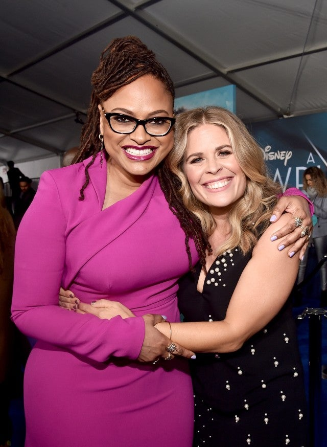 Ava DuVernay, Jennifer Lee