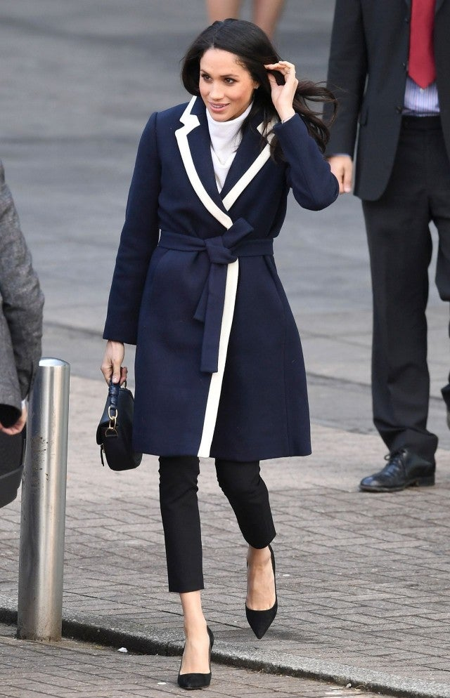 Meghan Markle in March 2018