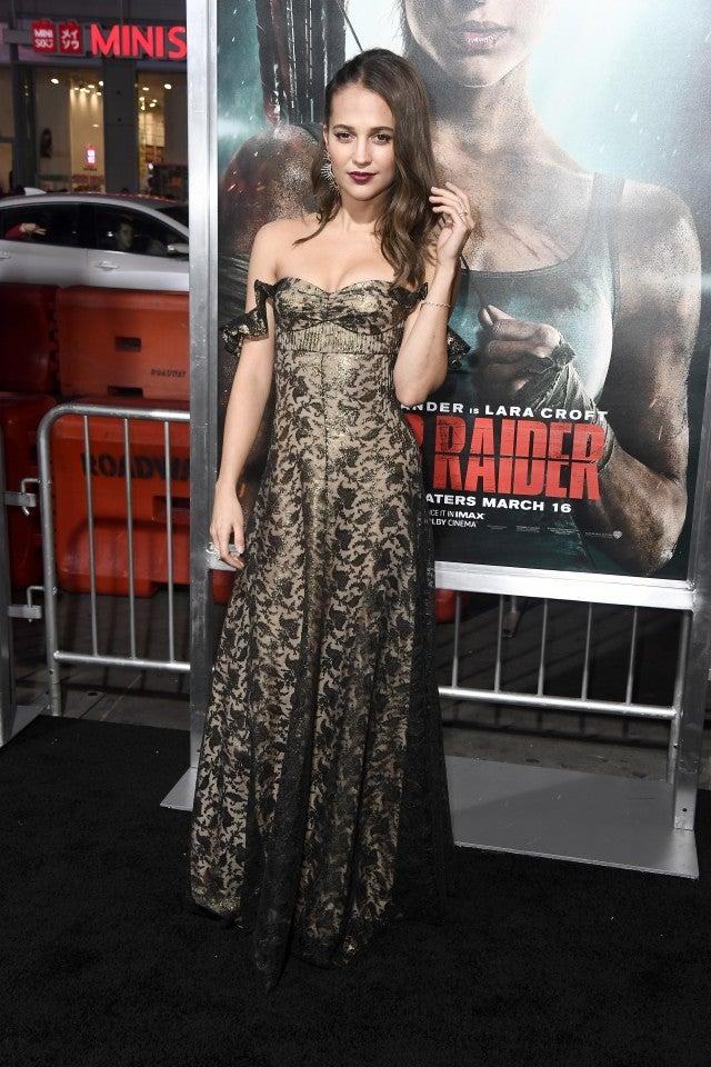 Alicia Vikander Shares How Training for 'Tomb Raider