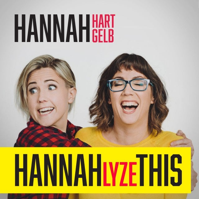 Hannahlyze this cover