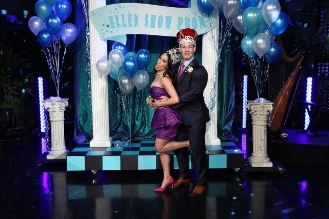 John Cena Isn't Having a Bachelor Party Before Wedding to Nikki Bella