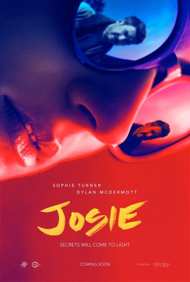 A Tattooed Sophie Turner Seduces a Stranger in First Clip From 'Josie' (Exclusive)