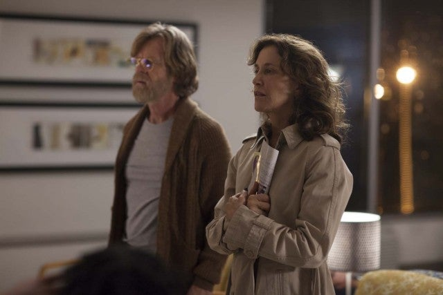 Kystal, William H Macy, Felicity Huffman
