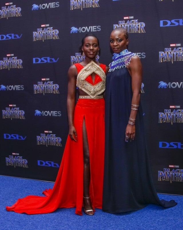 Lupita Nyong'o and Danai Gurira Are Teaming Up Again