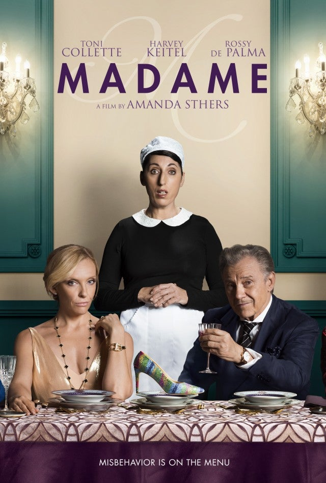 Madame Poster, Toni Collette, Harvey Keitel
