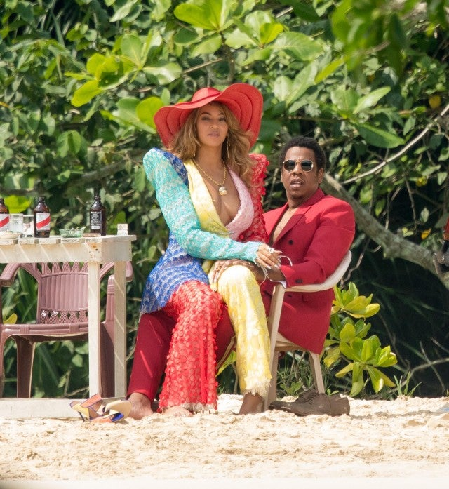 Caribbean Entertainment - Jay Z, Beyonce Filming In Jamaica