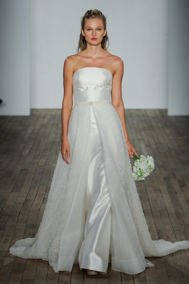These 4 Wedding Dress Trends Are Going to Be Huge in 2018 ...