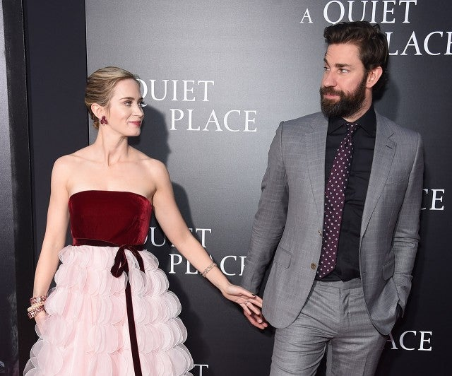 John Krasinski Is Hoping to Terrify Us With 'A Quiet Place'