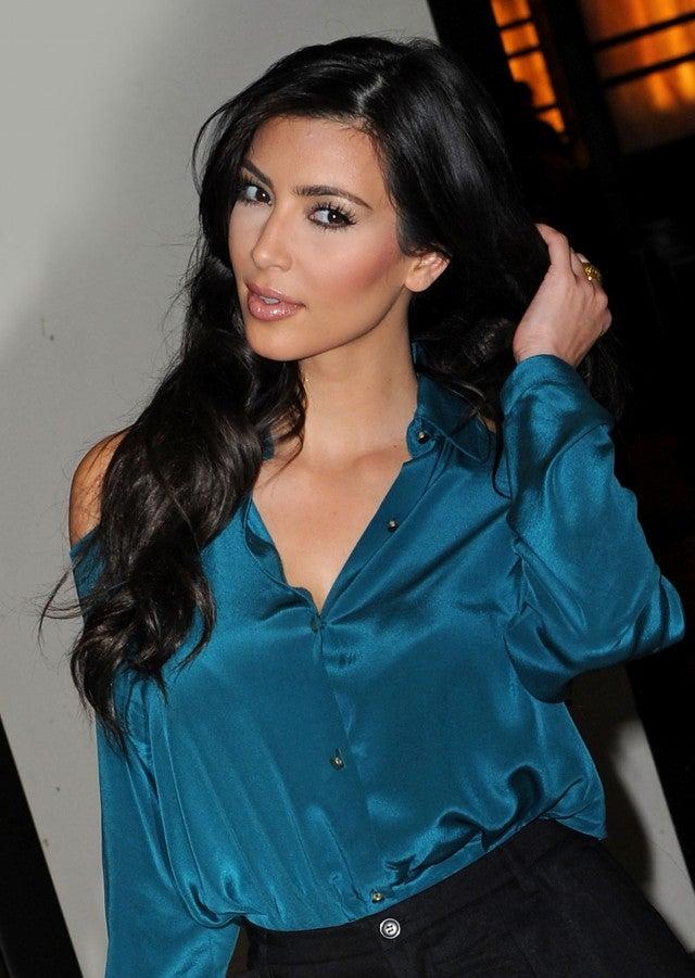 Kim Kardashian in 2009