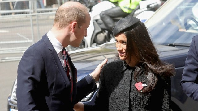 Prince William Meghan Markle