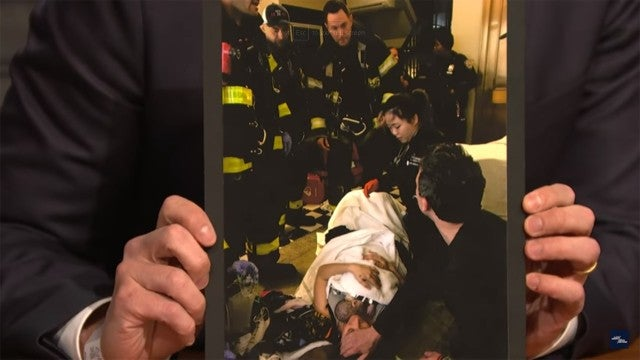 Seth Meyers fire department