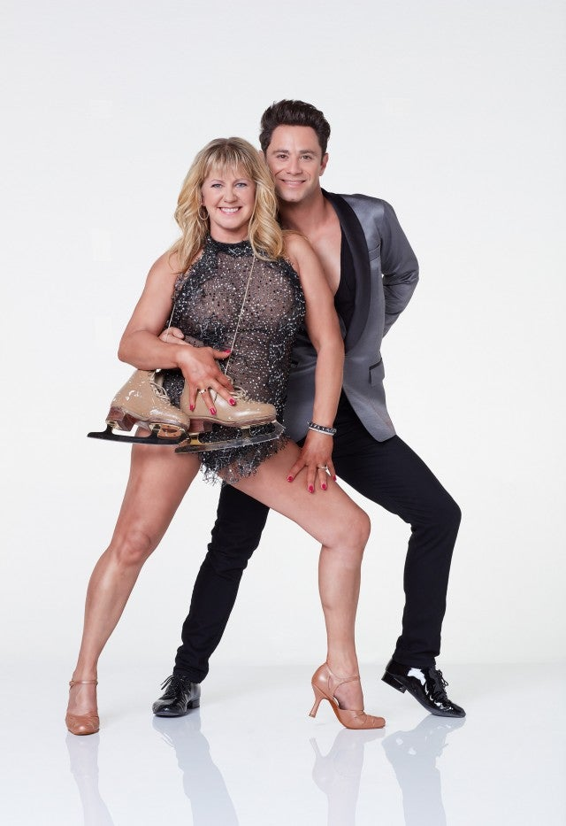 Tonya Harding Dancing With the Star