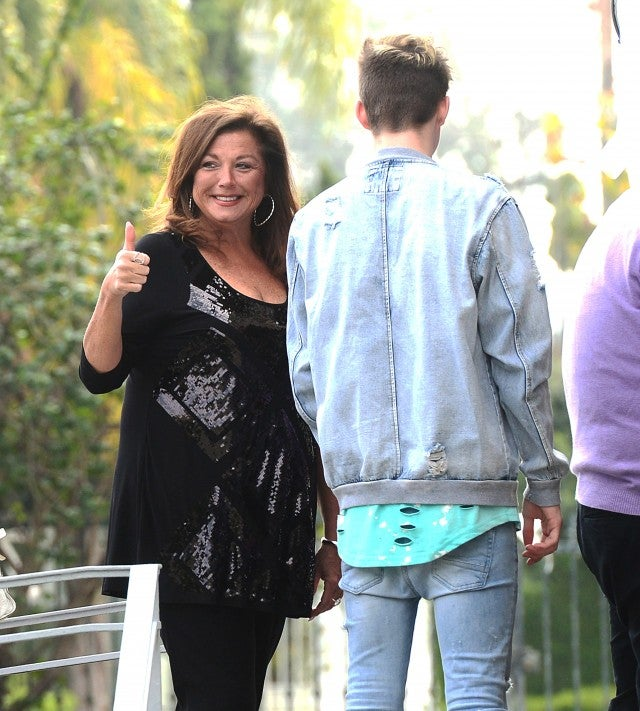 abby lee miller easter 2018