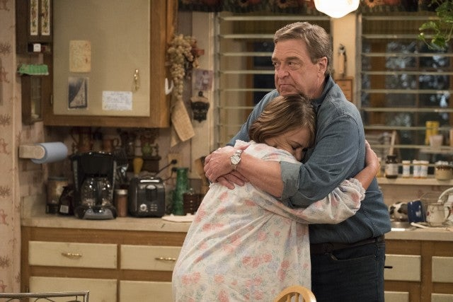 Dan and Roseanne - ep 1005