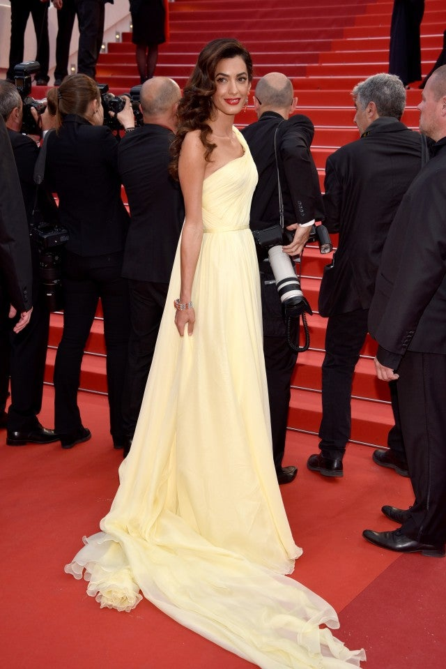 Amal Clooney Cannes Film Festival