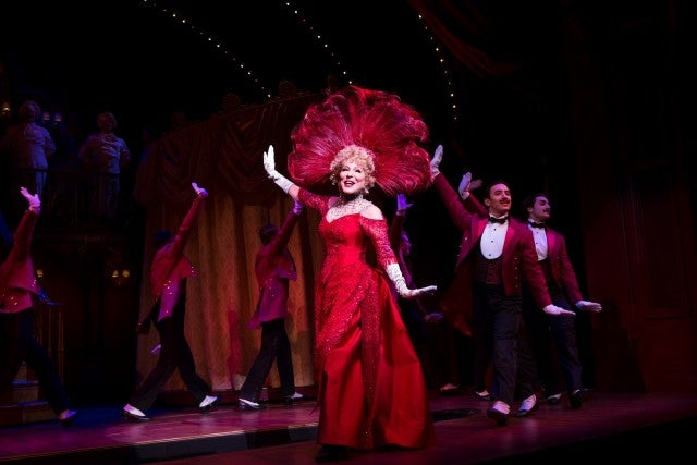 Bette Midler, Hello Dolly