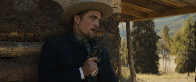 Donzela, Robert Pattinson