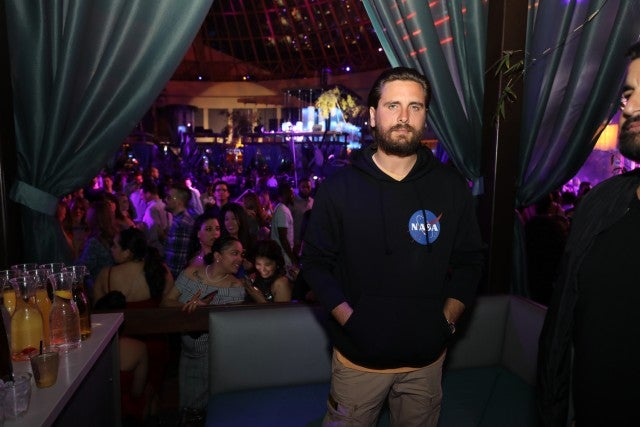 Scott Disick in Atlantic City