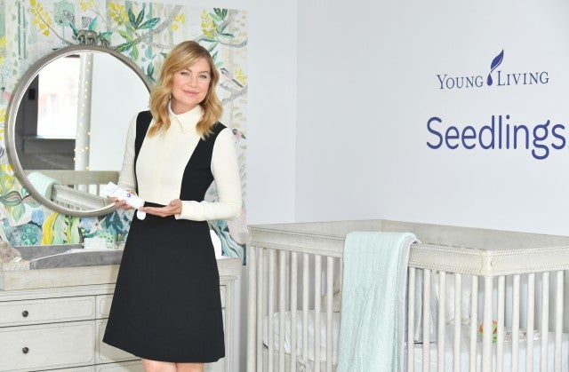 Ellen Pompeo helps launch Seedling