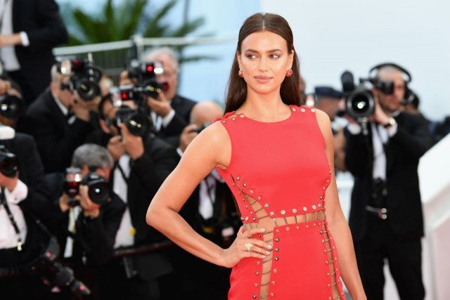 Irina Shayk at Cannes Film Festival
