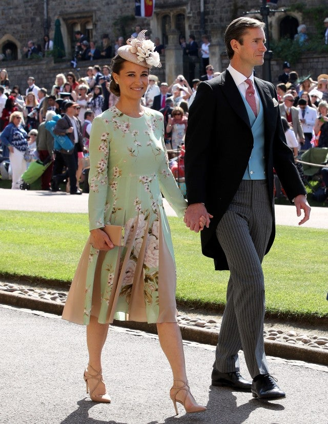 Pippa Middleton confirms pregnancy