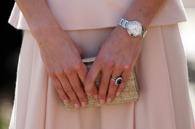Kate Middleton Manicure