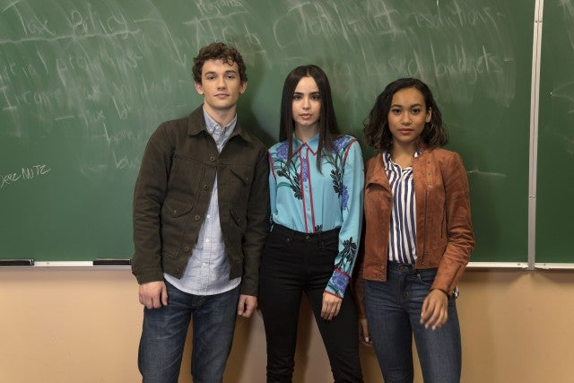 Pretty Little Liars: The Perfectionists, Ava