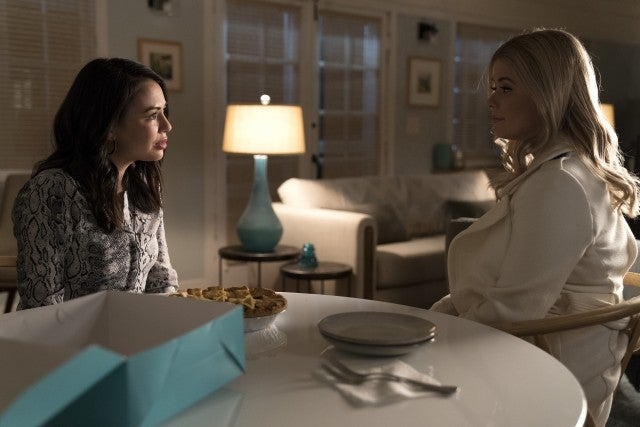 Pretty Little Liars: The Perfectionists, Ali and Mona