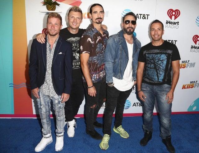Backstreet Boys 2018 Wango Tango